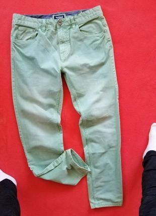 Брендовые мужские джинсы pull&bear 44 (34) в прекрасном состоянии