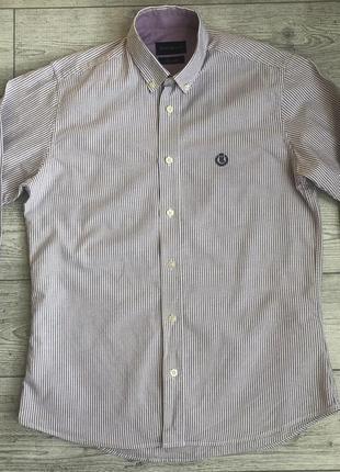 Сорочка\рубашка henri lloyd howard club regular fit striped shirt