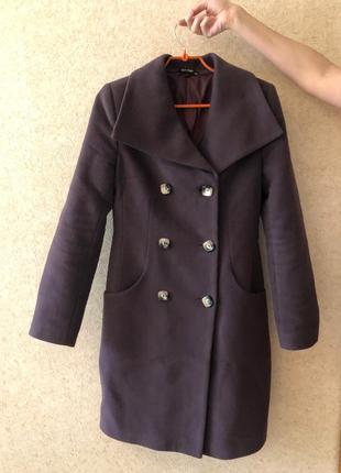 Удобное пальто