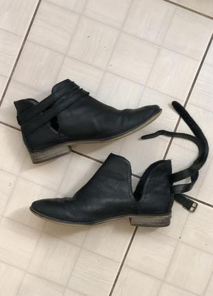 Осенние ботиночки челси
