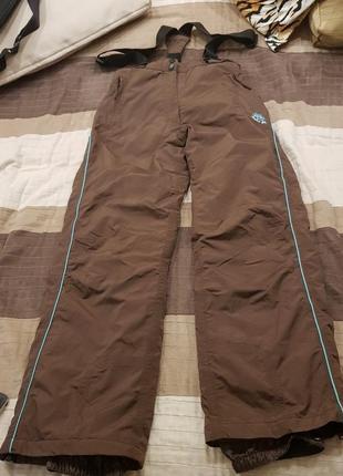 Лыжные зимние штаны, комбинезон