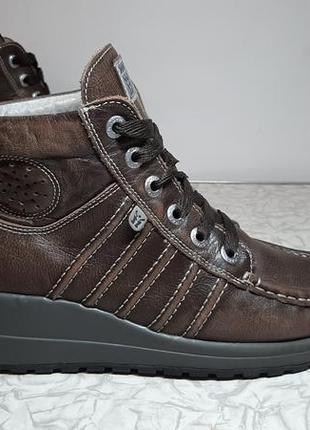 Кожаные сапоги,ботинки mag (маг)
