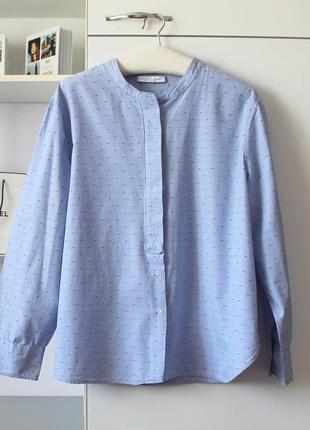 Стильная рубашка большого размера от violeta by mango