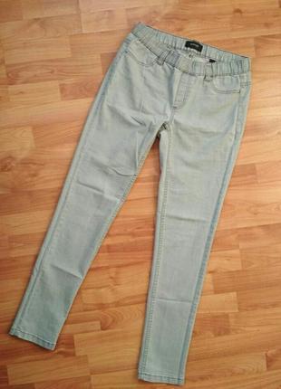 Фирменные серые джинсы, скины tcm tchibo