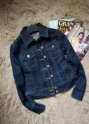 Джинсовая куртка/курточка/жакет/пиджак/джинсовка