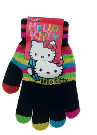 Перчатки для девочки sun city франция