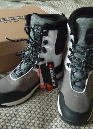 Женские зимние ботинки icepeak waterproof, 26 см стелька