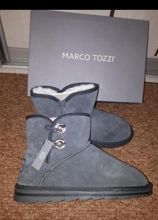 Очень теплые угги marco tozzi premio  41