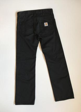 Штаны джинсы carhartt rockin pants