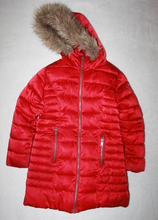 Зимняя куртка фирмы next 6 лет 116 см.