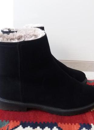 Очень комфортные и теплые зимние ботиночки