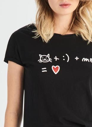 Женская футболка 1074н
