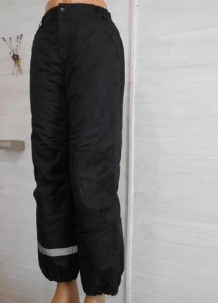 Теплые зимние,не промокаемые штаны,-спортивные  или городские
