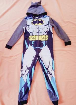 Карнавальный костюм бэтмена на 8-10 лет