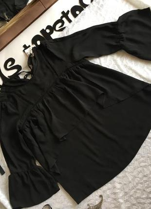 Вільна блуза блузка кофта оверсайз
