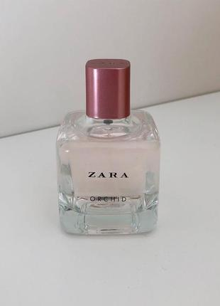 Zara orchid 100m, духи, парфюм, туалетная вода