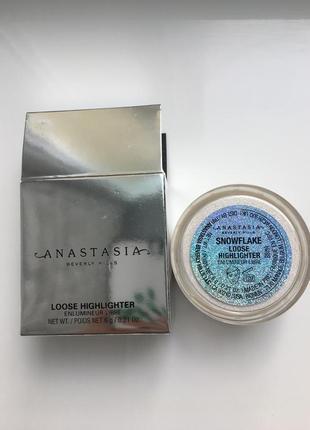 Anastasia beverly hills loose highlighter рассыпчатый хайлайтер