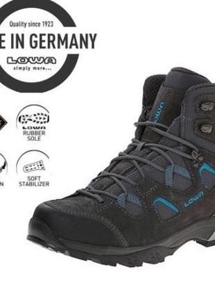 Женские ботинки lowa gore-tex