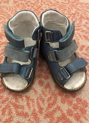Ортопедические сандалии антиварус турция