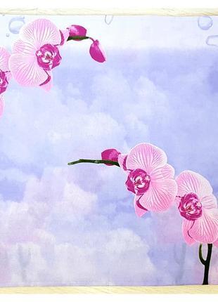 Наволочка на подушку орхидея