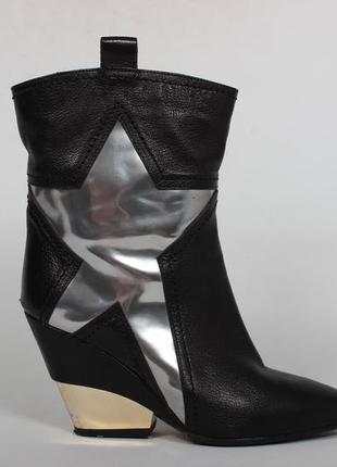 Ботинки, козаки tiffi  оригинал