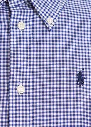 Рубашка polo ralph lauren оригинал