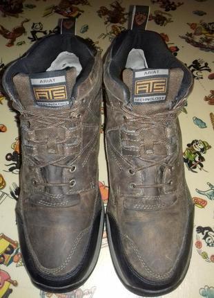 Ботинки кожаные ariat ats