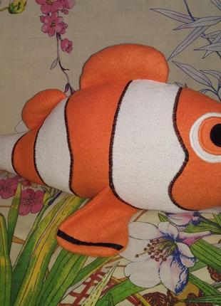 Подушка-игрушка рыбка нэмо