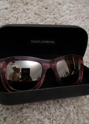 Стильные очки dolce & gabbana