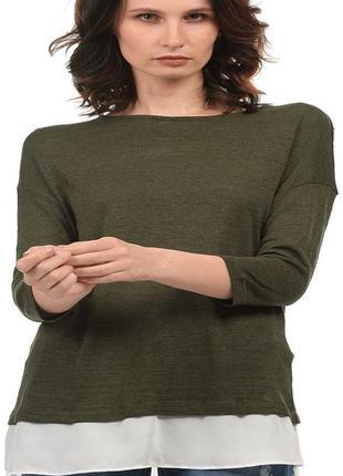Джемпер кофточка блуза двойка stradivarius