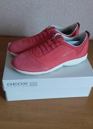 Кроссовки geox nebula sneakers