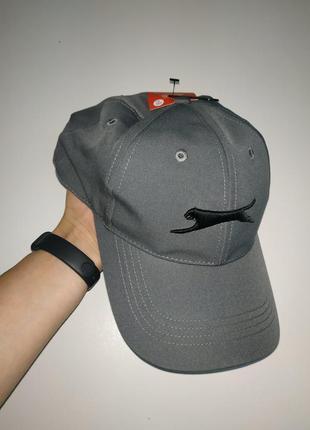 Кепка slazenger картуз блайзер бейсболка шапка летняя слезенгер