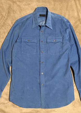 Рубашка мужская prada