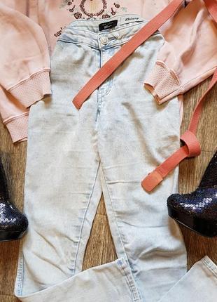 Джинсы мом джинсы скини джинсы варенки