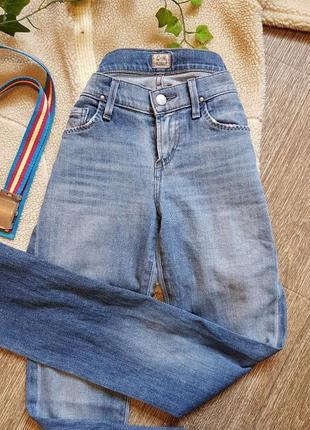 Джинсы мом сша citizens джинсы прямая штанина