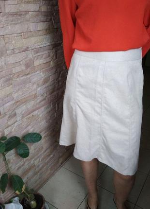 New look юбка замш