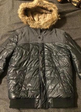 Zara boys collection куртка курточка