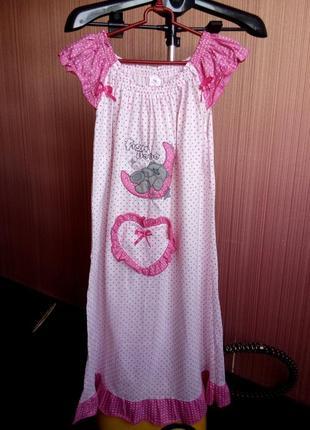 Ночная сорочка женская saimeiqi  р-р 48-50