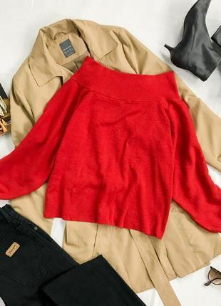 Яркий свитер с оригинальными рукавами  sh1942021  h&m