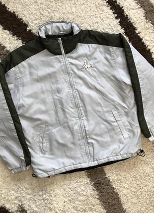 Куртка kappa пуховик мужской оригинал л
