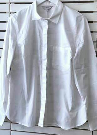 Идеальная белая рубашка от next uk18