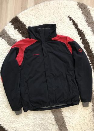 Куртка mammut мужская зимняя оригинал