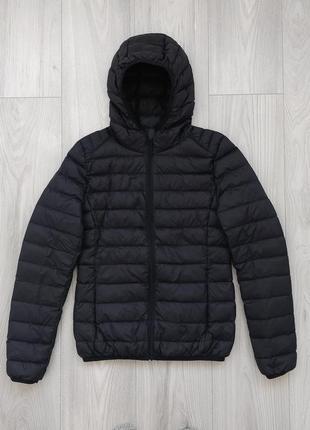 Пуховик микропуховик chicoree outerwear куртка пух uniqlo