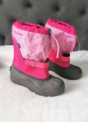 Мега круті зимові чобітки від columbia