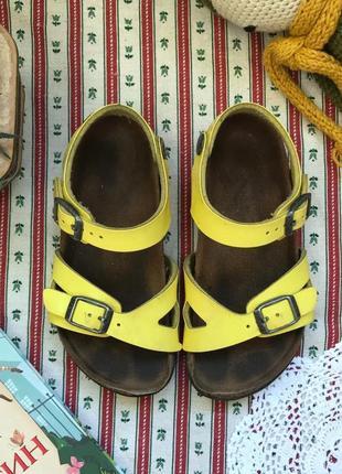 Легендарные босоножки сандали birkenstock германия 27 размер стелька 17,5 см