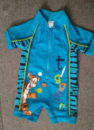 Купальный костюм на 3-6 месяцев, disney, оригинал