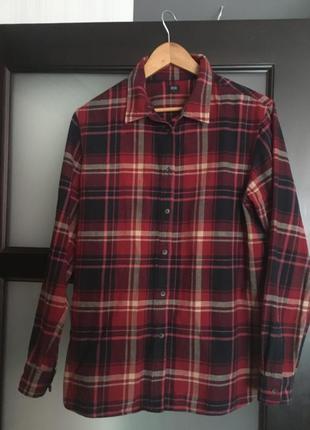 Женская рубашка uniqlo l