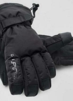 Качественные лыжные перчатки унисекс, tcm tchibo(германия).оригинал!