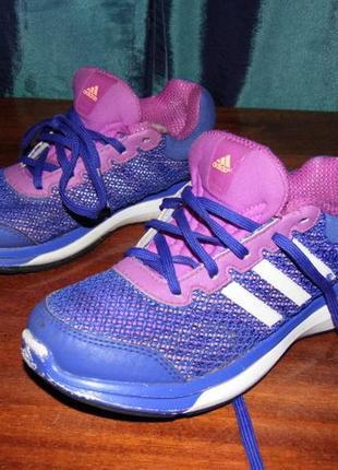 Детские беговые кроссовки - adidas response - 32 - оригинал