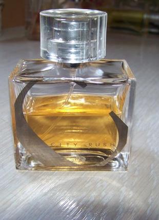 Женская парфюмерная вода avon city rush